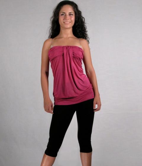 a5d12630777c Дамска блуза Николета - SpiralFashion.com